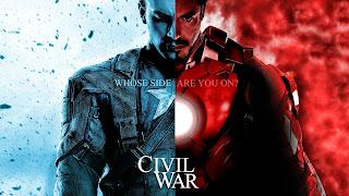 Капитан Америка: Гражданская Война