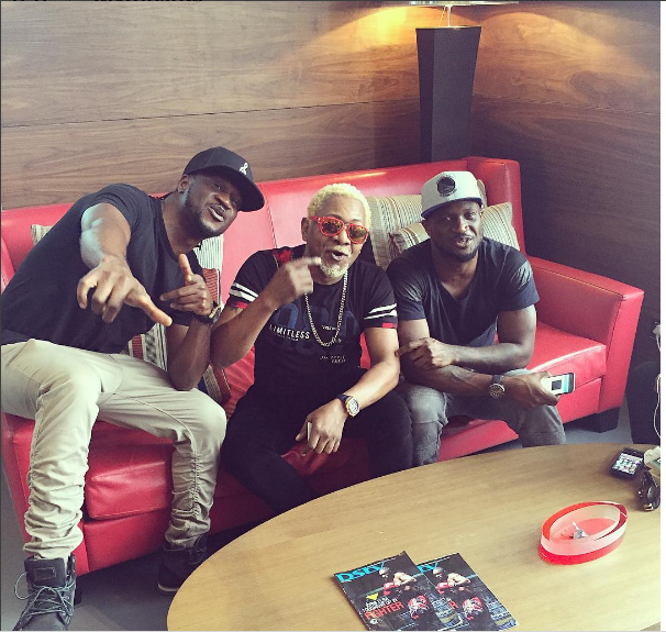 Psquare And Awilo Logomba
