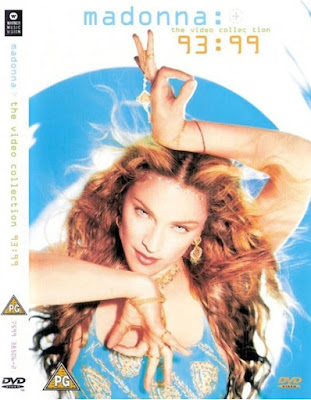 Madonna The Video Collection 93:99 1999 DVD R1 NTSC VO