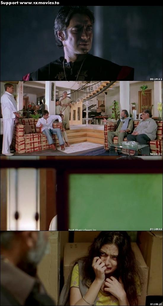 Halla Bol 2008 Hindi 480p HDRip 400MB