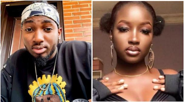 Big Brother Naija, BBNaija season 6 housemate, JayPaul has warned Saskay