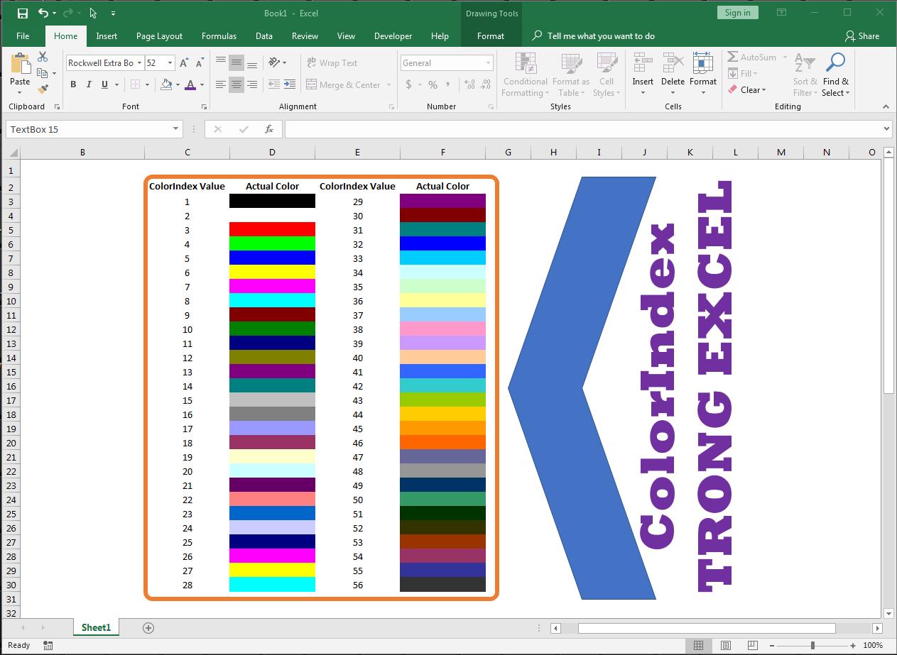 L P Trinh Excel Bai 7