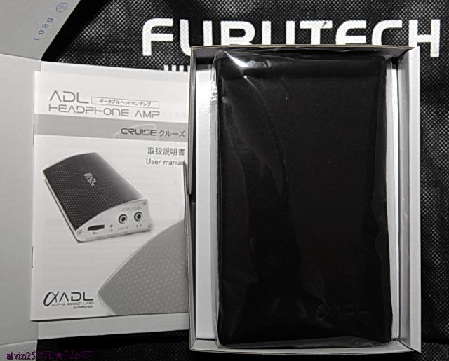 AndAudio.com • 檢視主題 - Furutech ADL Cruise 隨身耳擴(USB DAC) 開箱 & 試用聽感