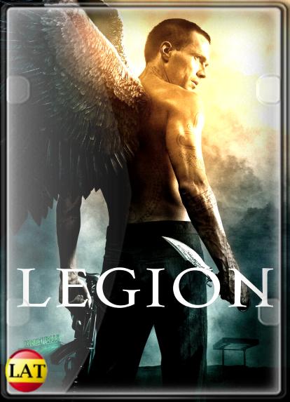 Legión de Ángeles (2010) DVDRIP LATINO