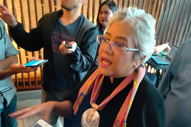 Agnez Mo Sebut Cuma Numpang Lahir di Indonesia, Emmy Hafild: Pindah Saja ke Neraka