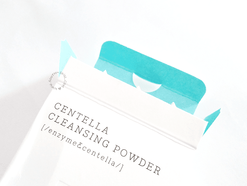review-cosrx-low-ph-centella-cleansing-powder