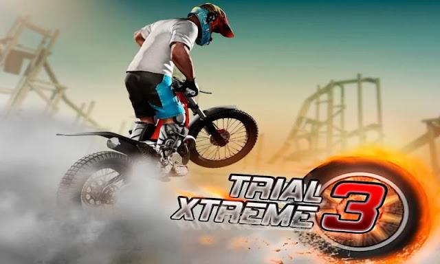 تحميل لعبة Trial Xtreme 3 v7.7 مهكرة للاندرويد