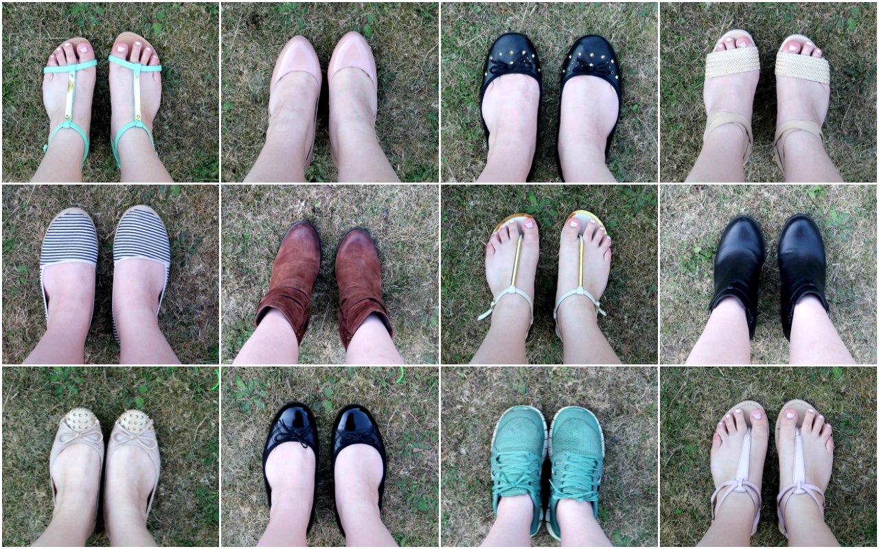 My London Shoe Collection