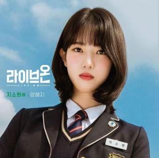 nama pemeran Ji So Hyun drama korea live on