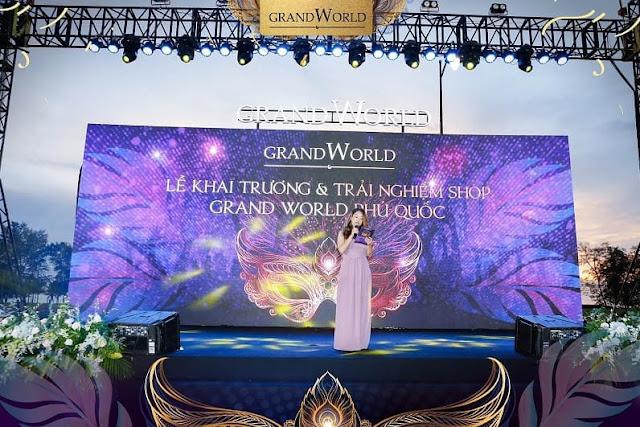 Nhà đầu tư hào hứng khai trương nhà mẫu Grand World- Ảnh 1