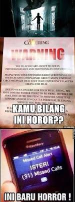 8 Meme Valak The Conjuring 2, Cuma Orang Indonesia Yang Ketawa Ngakak Liat Iblis