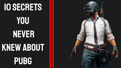 10 Secrets You should know about PUBG mobile