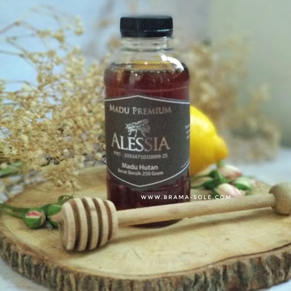 Alessia, madu hutan asli kualitas premium