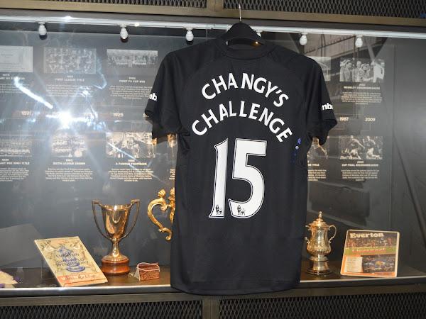 #ChangyEFC Challenge