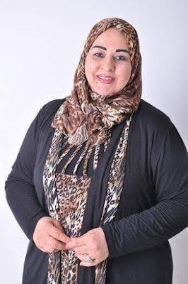 شادية عبد الحميد فنانة ارتدت الحجاب كقرار نهائي