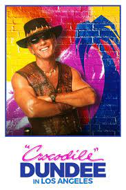 Crocodile Dundee in Los Angeles [2001] [DVDR] [NTSC] [Latino]