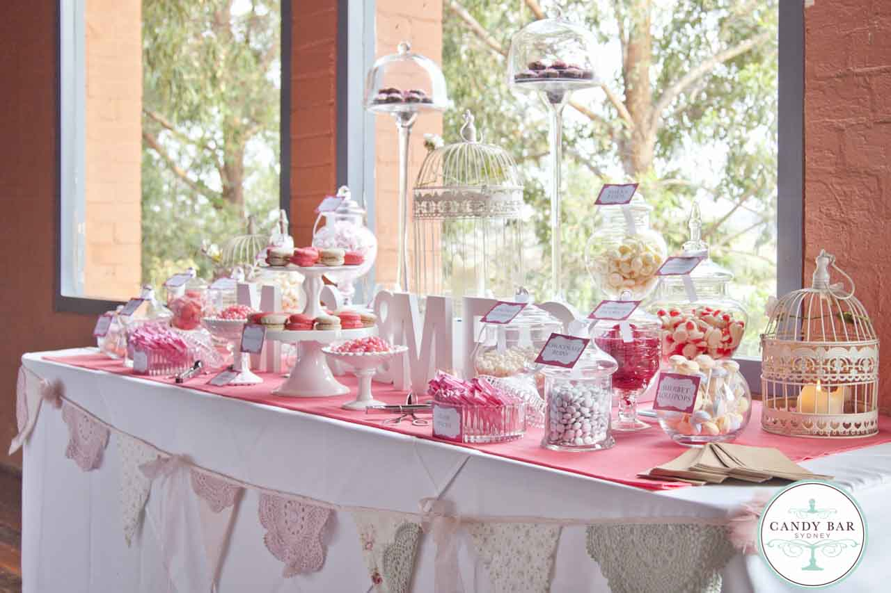 Serendipity and kate sweet as candy sugar dandy for Idee deco table