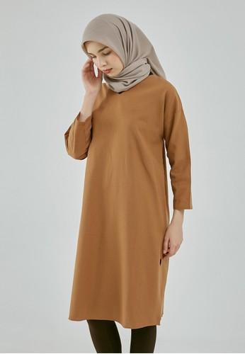 Brown tunic