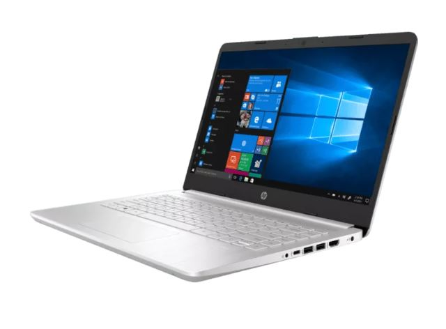 HP 14S DK1002AU, Laptop Athlon Silver Murah dengan SSD 256GB