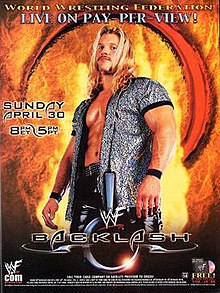 WWF Backlash 2000 - Event poster