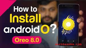 Cara Instal Android 8.0.0 Oreo untuk Unlocked Samsung Galaxy Note 8 USA