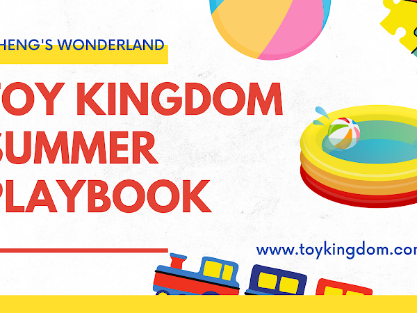 Toy Kingdom Summer Playbook