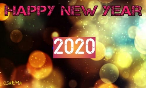 New Year's Day, New Year's Day 2020 Wishes