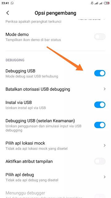 Cara Menampilkan Layar Android Ke PC Atau Komputer