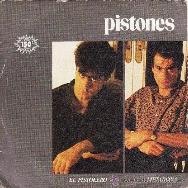 Pistones. El pistolero