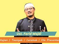 Download Kajian Ust. Farid Wajdi