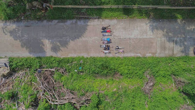 Menuju Desa Sumur - Banten