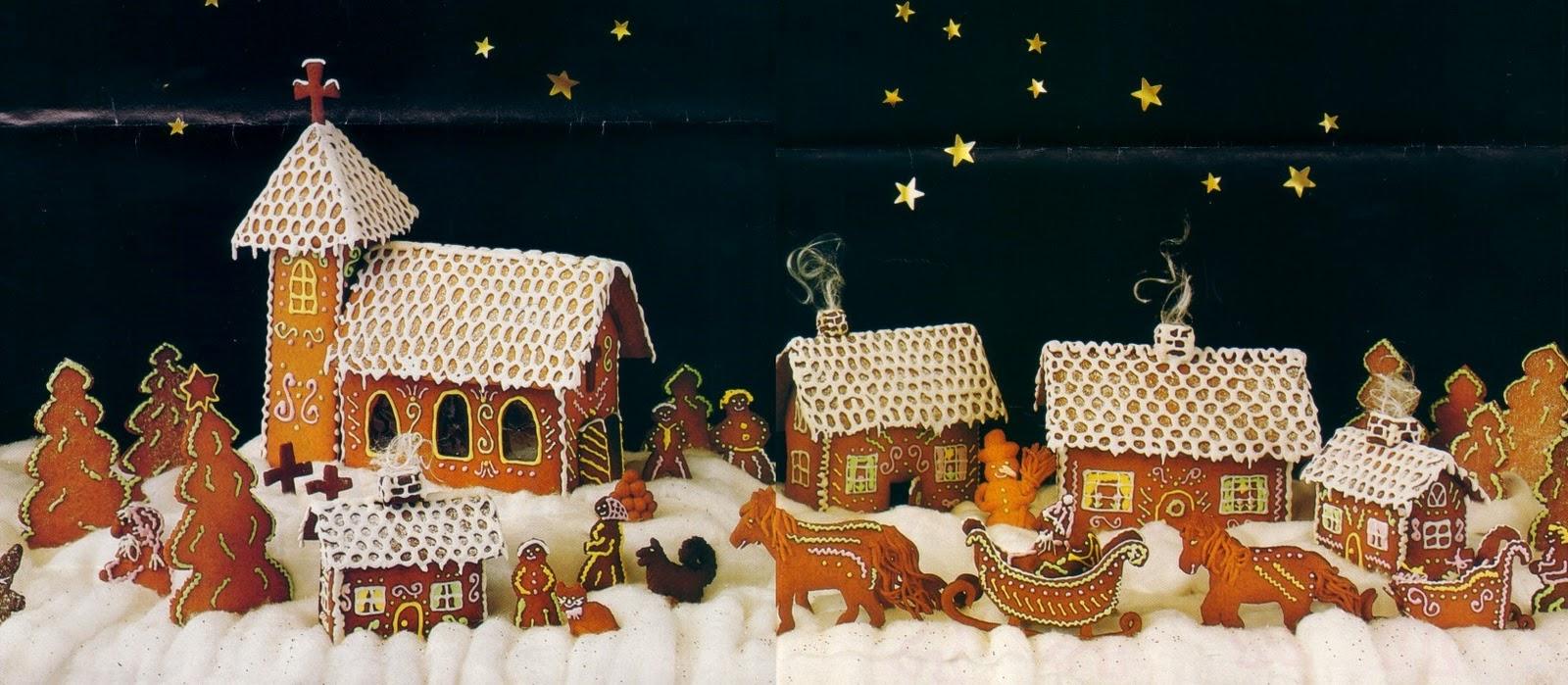 Kanelstrand Scandinavian Christmas The Gingerbread House
