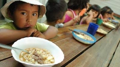 Prevenir desnutrición infantil