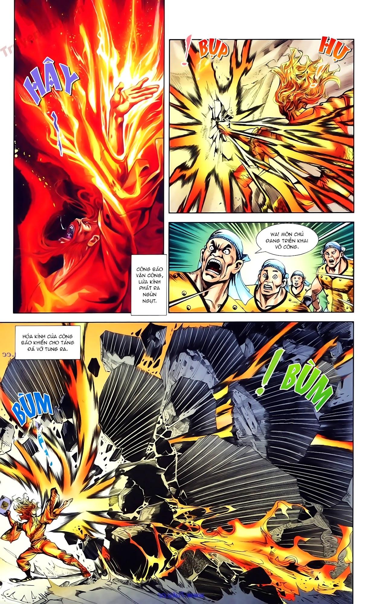 Cơ Phát Khai Chu Bản chapter 75 trang 7