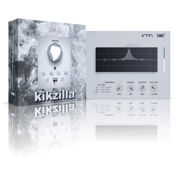 ISM Kikzilla v1.0.2 Full version