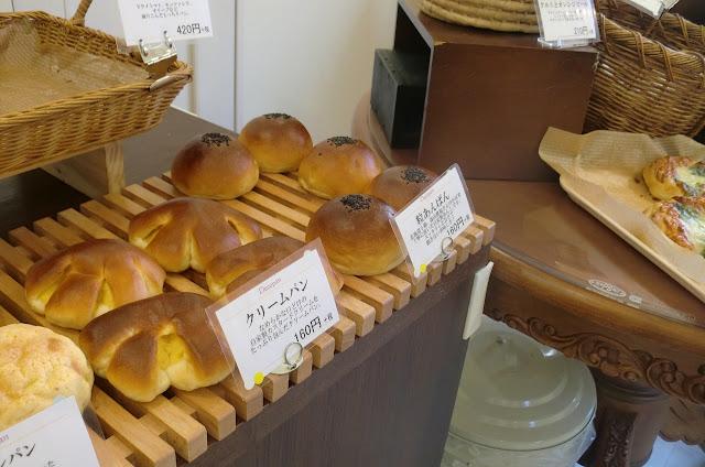 アトリエデコパンのパン