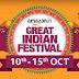 Amazon Great Indian Sale 2018 Dates
