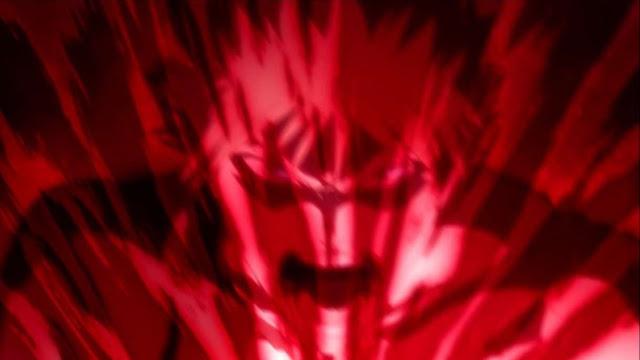 Ichigo's Rage Moment