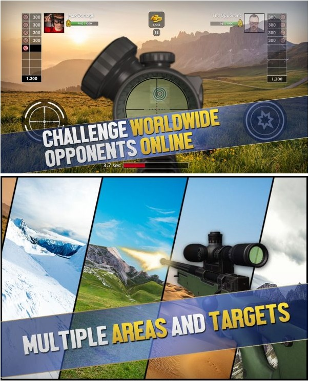 Range Master Sniper Academy v1.0.2 Apk (Unlimited Money)