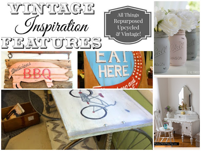Vintage Inspiration Party Features June Bliss-Ranch.com