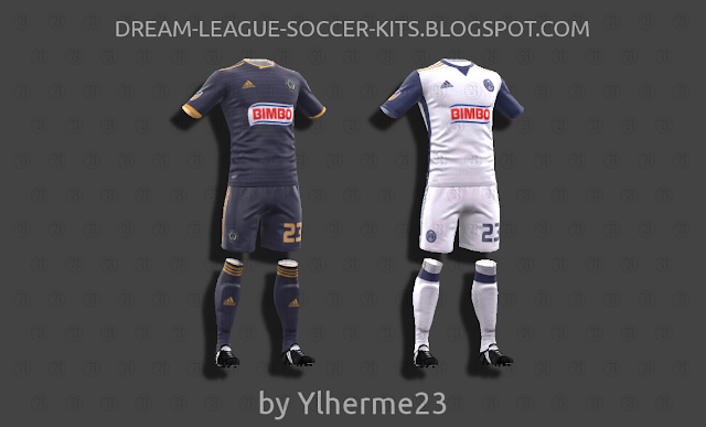 promo code bd860 d4220 Philadelphia Union 2018 - Dream League Soccer Kits