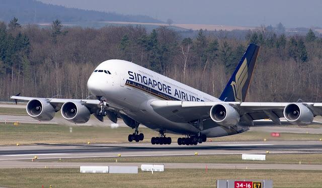 اكبر طائرة مسافرين في العالم