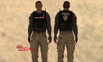 MTA SA Polis