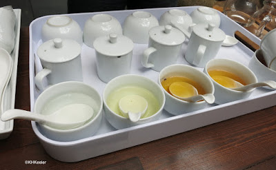 array of teas