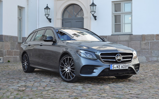 Mercedes-Benz E-Class Wagon 2017: The family?