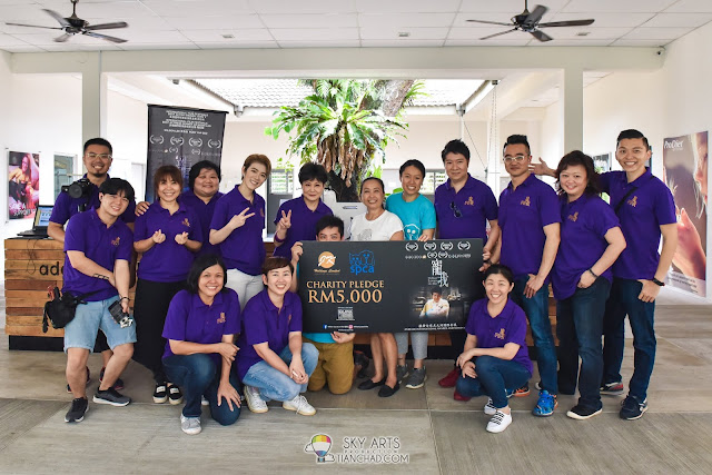 Million Loves in Me 寵我 x SPCA Ampang Charity Pledge