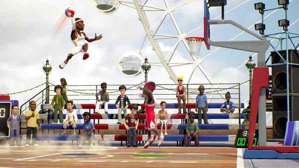NBA Playgrounds recibirá online en Nintendo Switch la próxima semana