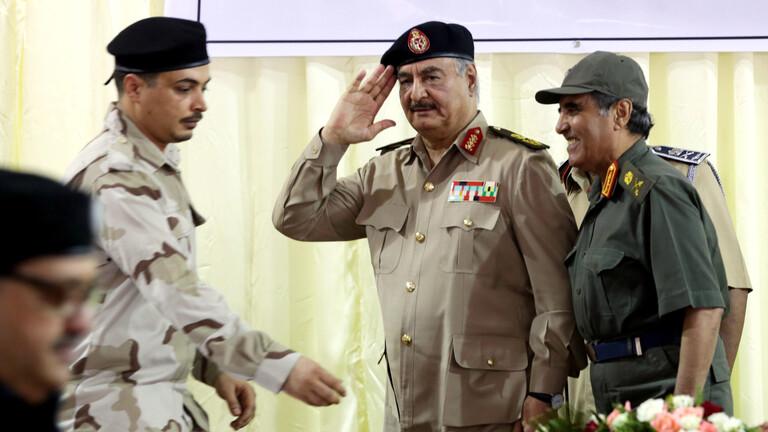 مصدر عسكري ليبي: سقط 16 قتيلا من الجيش التركي على أيدى القوات المسلحة الليبية