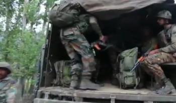 Sopore: जम्मू-कश्मीर में आतंकी मारा गया सिपाही को चोट