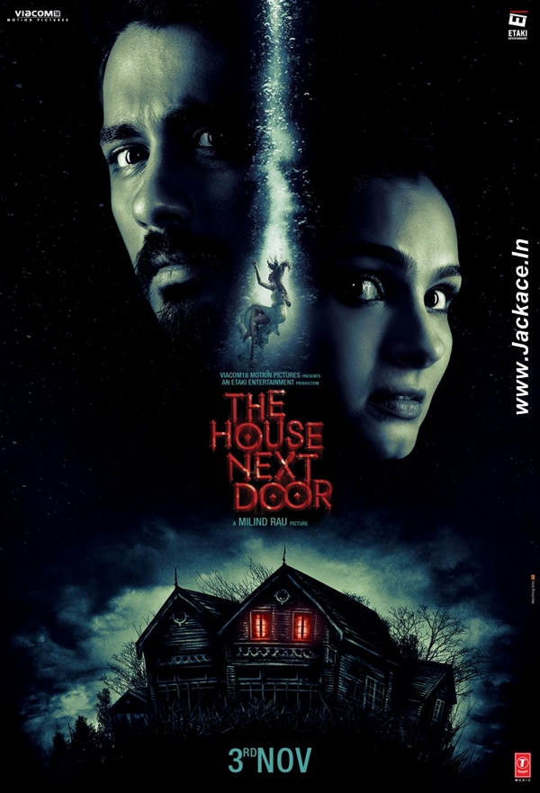 The House Next Door First Look Poster & The House Next Door: Box Office Budget Hit or Flop Predictions ...